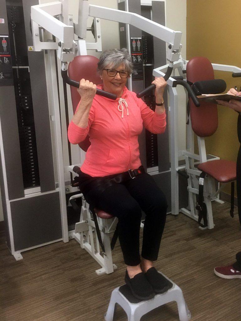 Gyms in Eugene Oregon for seniors