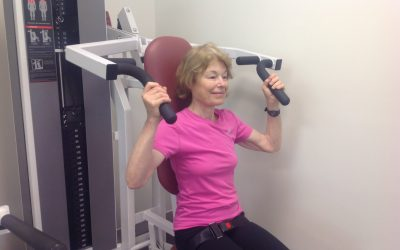 Janet -Strength Training Story